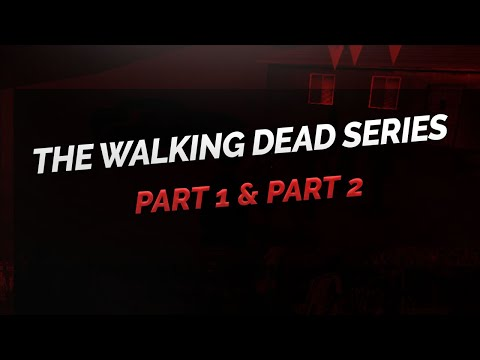The Walking Dead Part 1 & 2 - Indonesia