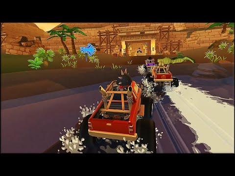 Beach Buggy Racing 2 #33 - Monster Truck