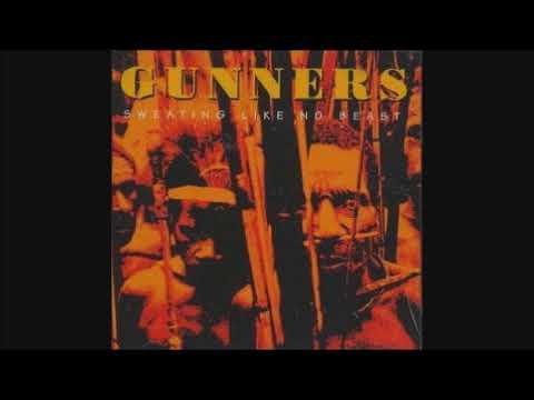GUNNERS - Sweating like no beast - 1995...