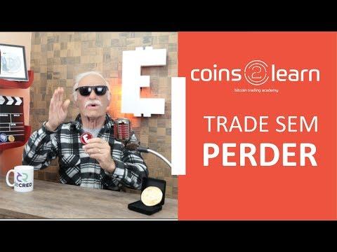 Aprendendo a fazer trade com bitcoin sem perder dinheiro #trade #bitcoin #game