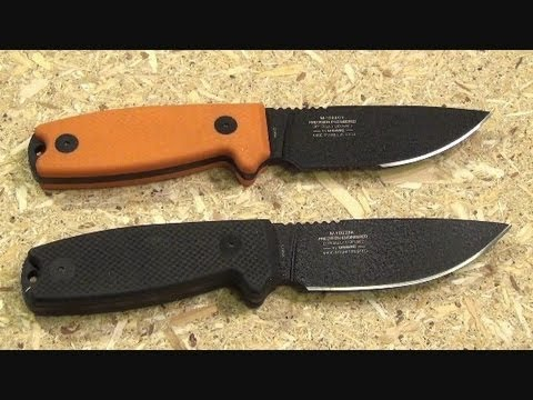 Elite Tactical Poseidon (ESEE 3 Rat 3 Clones) Knives