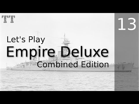 Empire Deluxe ~ 13 ~ Port construction