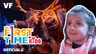 🇫🇷 Mon premier Spectacle avec la Reine des Neiges ! My First Time Kids