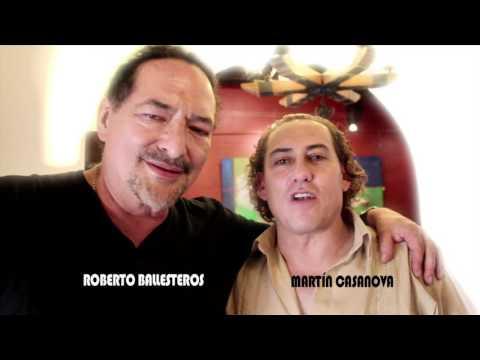 ROBERTO BALLESTEROS Y MARTÍN CASANOVA