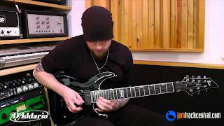 Andy James Custom Metal Series 1 (Torn In Two Full Length)