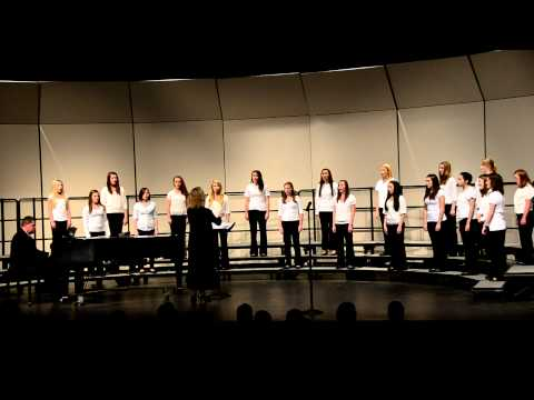 2012 - Mar - AHS Choir -- Colla Voce - Tarantella