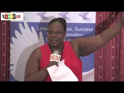 DIVINE HOUSE WOMEN CHARITY GALA LIVE STREAM BY Zimbo LIVE TV
