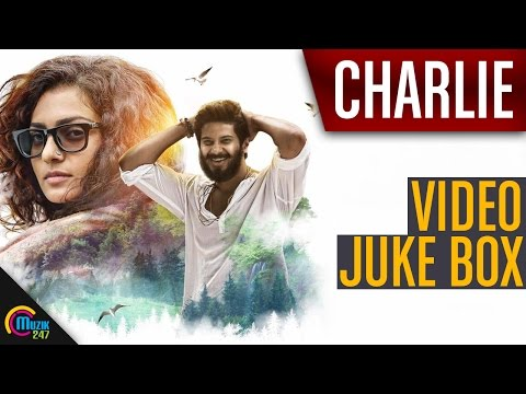 Charlie || All Song Video Juke Box, Dulquer Salmaan, Parvathy, Aparna Gopinath | Official