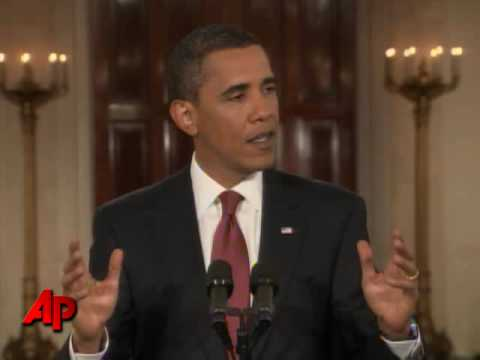 Top Highlights From Obama News Conference