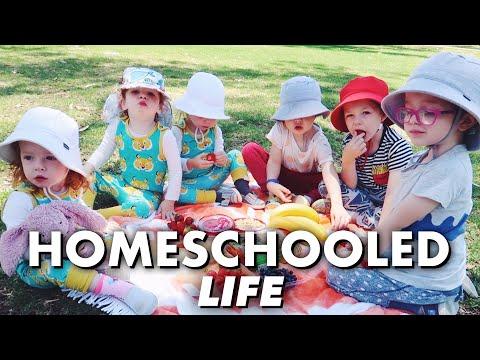 Homeschooled Life with Six Kids