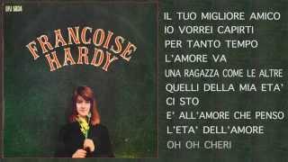 LPJ 5034 - Francoise Hardy - canta per voi in Italiano - 1963