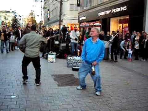 Drunken Liverpool City Centre Dance Off Facebook Search