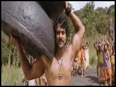 Awesome Shiv Tandav In Bahubali Film BY Actor Prabhash