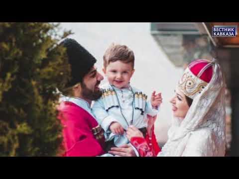 Кавказские традиции. Почитание отца