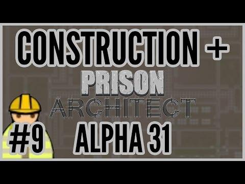 Death Row Torture = Construction + Prison Architect [Alpha 31] #9