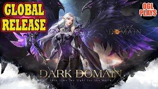 DARK DOMAIN - MMORPG GAMEPLAY (ANDROID IOS)
