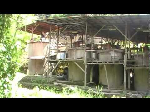 10 MT CyanideTanks at Gold Milling Facility Southern Mindanao, Philippines