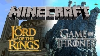 MineCraft - Special: Unterwegs in Herr der Ringe & Game of Thrones