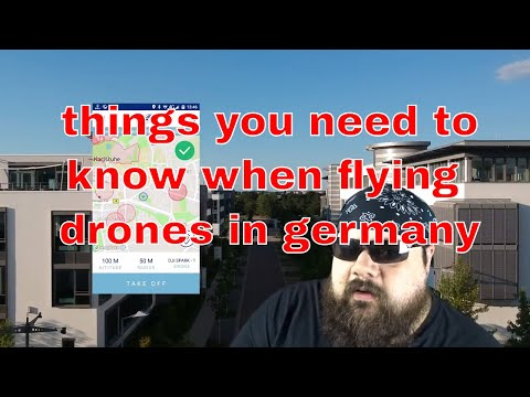 Vlog #3 - things you need to know to fly drones in germany