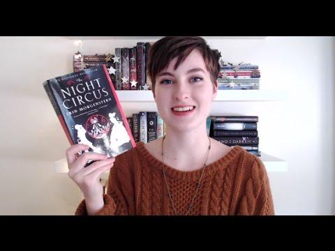THE NIGHT CIRCUS booktalk