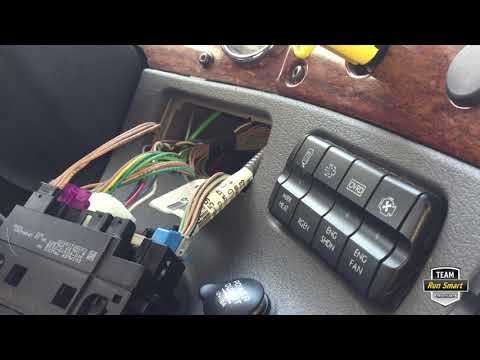 Replacing A Dash Switch On Your Freightliner Cascadia