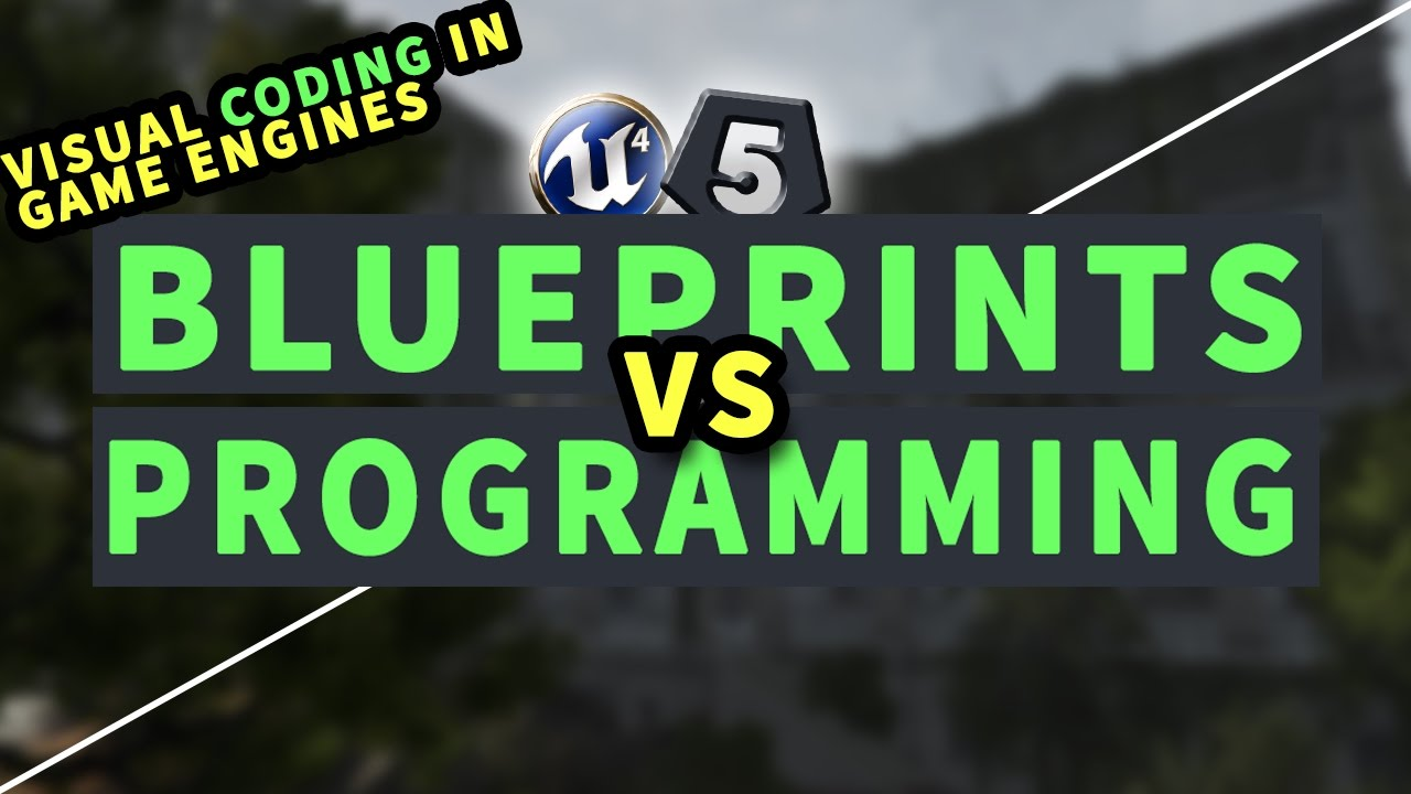 Blueprints or c which one should you choose and why unreal blueprints or c which one should you choose and why unreal engine 4 malvernweather Choice Image