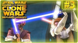 Star Wars The Clone Wars Republic Heroes - Obi Wan und Plo Koon - Lets Play #3 Tombie HD deu