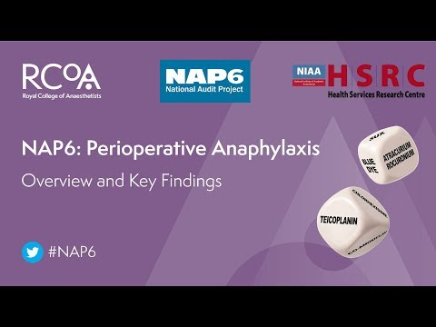 NAP6: Overview and Key Findings