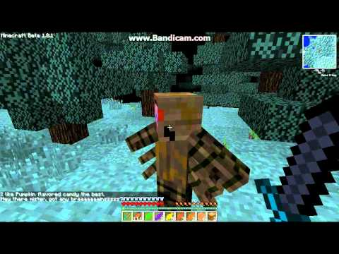 Minecraft: Check this Out! - Halloween No-Holds-Barred Mod in 5 minutes!