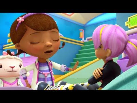 Доктор Плюшева: Клиника для игрушек. Сезон 4 серия 9 | Мультфильм Disney