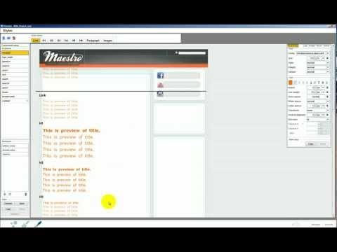 How To Create Tabbed Style Horizontal Menu In Joomla