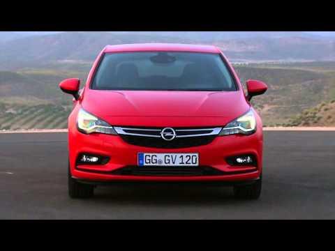Opel Astra 1.6 Turbo 200 ch