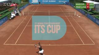 Vankova Katerina v Pribylova Anastasia - 2016 ITF Olomouc
