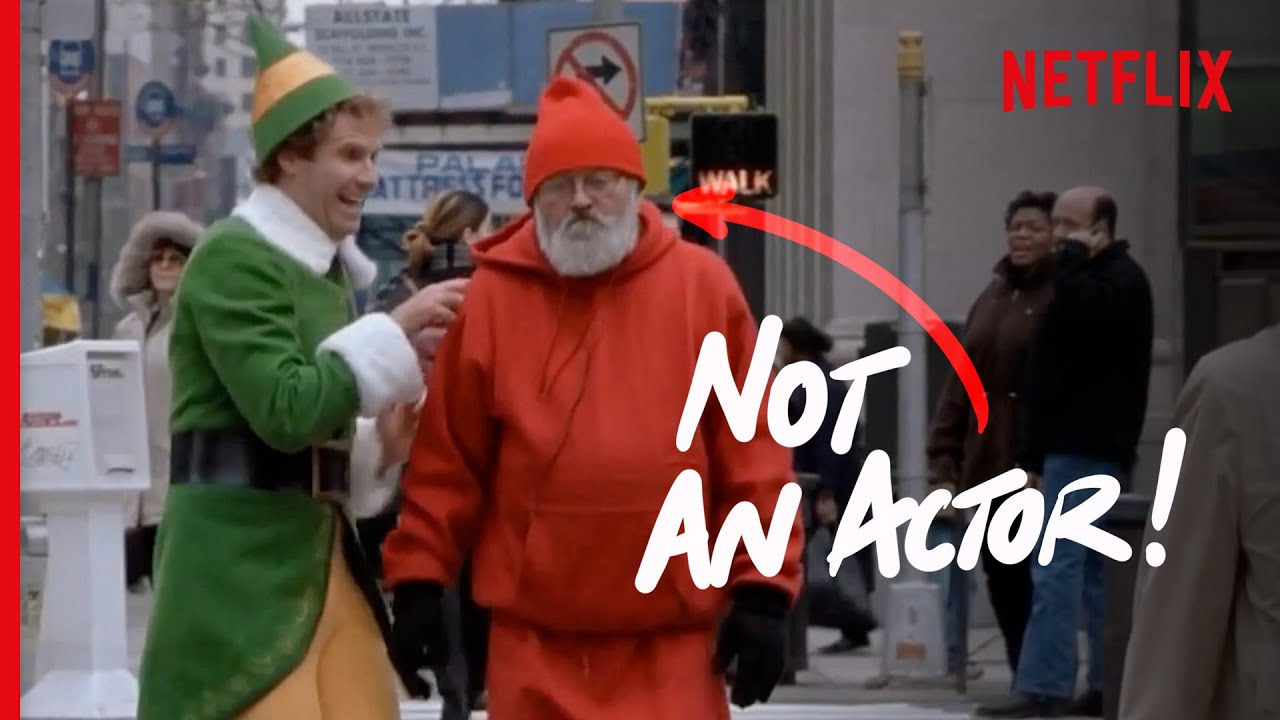 How They Made Elf | The Holiday