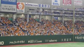 2016年7月8日 読売ジャイアンツvs横浜DeNAベイスターズ 東京ドーム 歌詞...