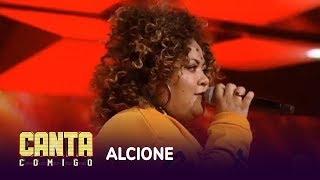 Prih Queiroz faz 93 pontos e garante vaga na final com sucesso de Alcione