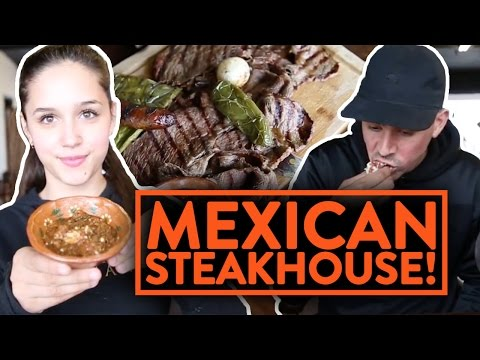 FUNG BROS FOOD: Mexican Steakhouse (It's FUEGO)