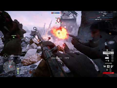 Battlefield 1: Operation Red Tide | Maps Volga river and Tsaritsyn | 32vs32