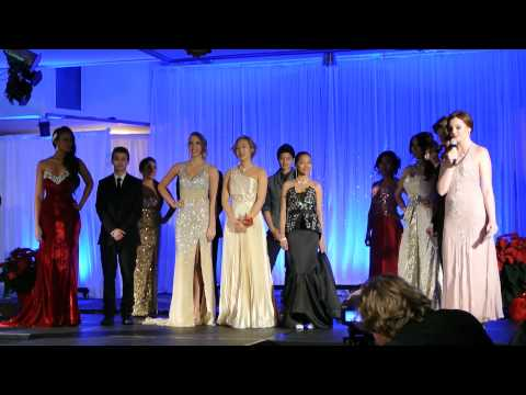 Ms & Mr Vancouver Pageant 2014 - Announcing the final six
