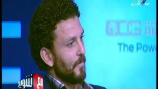 بالفيديو.. لهذا السبب بكى حسام غالي