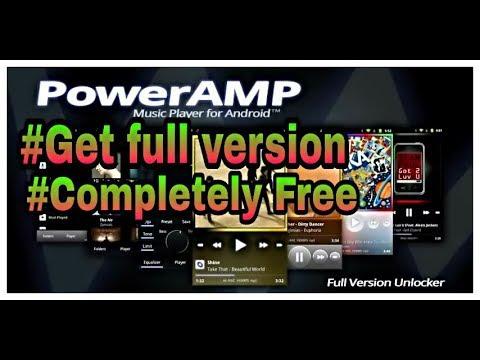 Unlock power amp full version for free