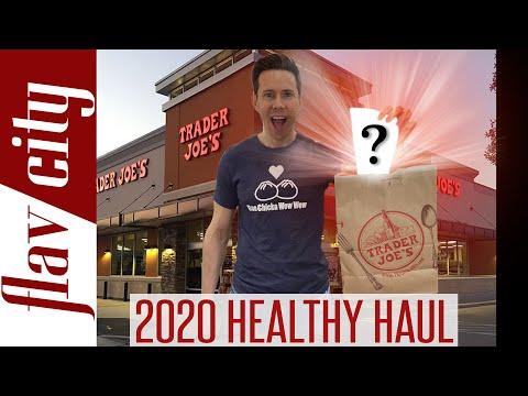 Top 15 Things To Buy At Trader Joe's In 2020 Healthy Grocery Haul