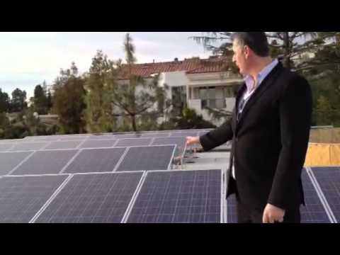 Home Solar Panels Los Angeles Home Solar Energy