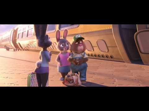 Zootopia try everything shakria video song