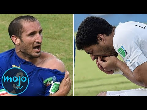 Top 10 Insane World Cup Moments