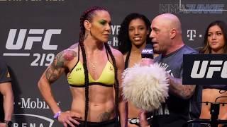 Video UFC 219 ceremonial weigh in highlight download MP3, 3GP, MP4, WEBM, AVI, FLV September 2018
