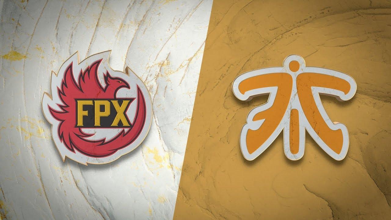 FPX vs FNC   Quarterfinal Game 2   World Championship   FunPlus Phoenix vs Fnatic (2019) MyTub