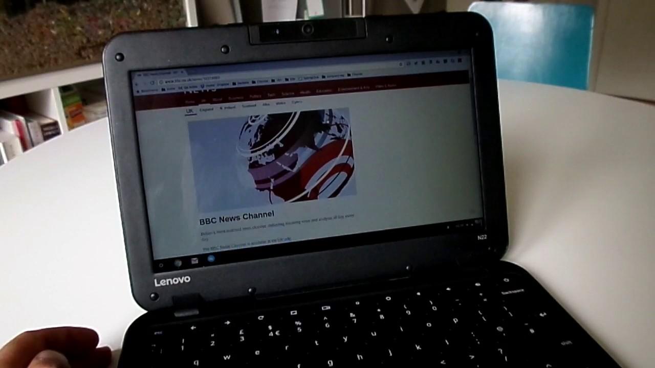 Lenovo N22 Chromebook Review