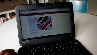 Buy Lenovo ThinkPad N22 11 6-Inch Laptop, Windows 10, Intel Celeron