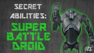 Battlefront 2: Secrets of the B2 Super Battle Droid
